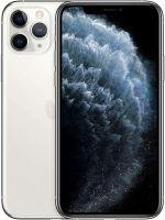 Ricondizionato Apple Iphone 11 Pro 64Gb Argento Sbloccato Ottime Condizioni