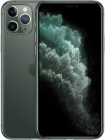Ricondizionato Apple Iphone 11 Pro 256Gb Verde Mezzanotte Sbloccato Eccellente