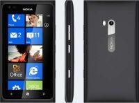 Ricondizionato Nokia Lumia 900 Nero 16GB Sbloccato Ottime Condizion