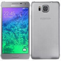 Ricondizionato Samsung Galaxy Alpha G850F Argento 32GB Sbloccato Buone Condizioni