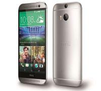 Ricondizionato HTC One Argento 32 64 GB Sbloccato Buone Condizioni (Grado C)