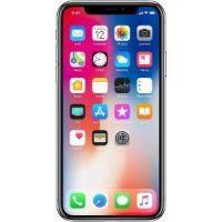 Ricondizionato Apple Iphone X 64Gb Argento Sbloccato Buone Condizioni