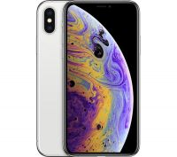 Ricondizionato Apple Iphone Xs 64 Gb Argento Eccellente