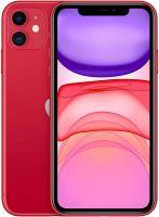 Ricondizionato Apple Iphone 11 64Gb Rosso Sbloccato Eccellente