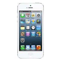 Ricondizionato Apple iPhone 5 Argento 16GB Sbloccato Ottime Condizion