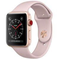 Apple Watch Series 3 GPS & Cellular Aluminium Case 42mm Rose Gold Excellent Condition