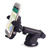 Universal In Car 360° Mobile Phone Mount Holder For iPhone Samsung GPS iPod
