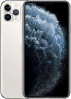 Ricondizionato Apple Iphone 11 Pro Max 64Gb Argento Sbloccato Ottime Condizioni