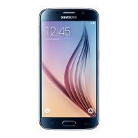 Samsung Galaxy S6 G920 (Black Sapphire, 64GB) (Unlocked) Good