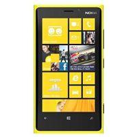 Ricondizionato Nokia Lumia 920 Giallo 32Gb Sbloccato Ottime