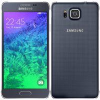 Ricondizionato Samsung Galaxy Alpha G850F Nero 32GB Sbloccato Ottime Condizioni