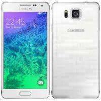Ricondizionato Samsung Galaxy Alpha G850F Bianca 32GB Sbloccato Ottime Condizioni