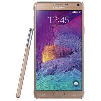 Ricondizionato Samsung Galaxy Note 4 Bronze Oro 32Gb Grado A