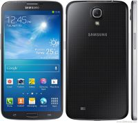 Ricondizionato Samsung Galaxy Mega Nero 16GB Sbloccato Ottime Condizioni