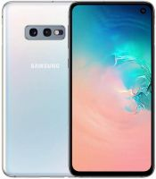 Ricondizionato Samsung Galaxy S10E 128Gb Condizioni Eccellenti Bianca Sbloccato