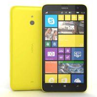 Ricondizionato Nokia Lumia 1320 Giallo 8GB Ottime Condizion